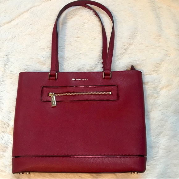 Michael Kors Frame Out Large Tote 33a4f57a6e7ad